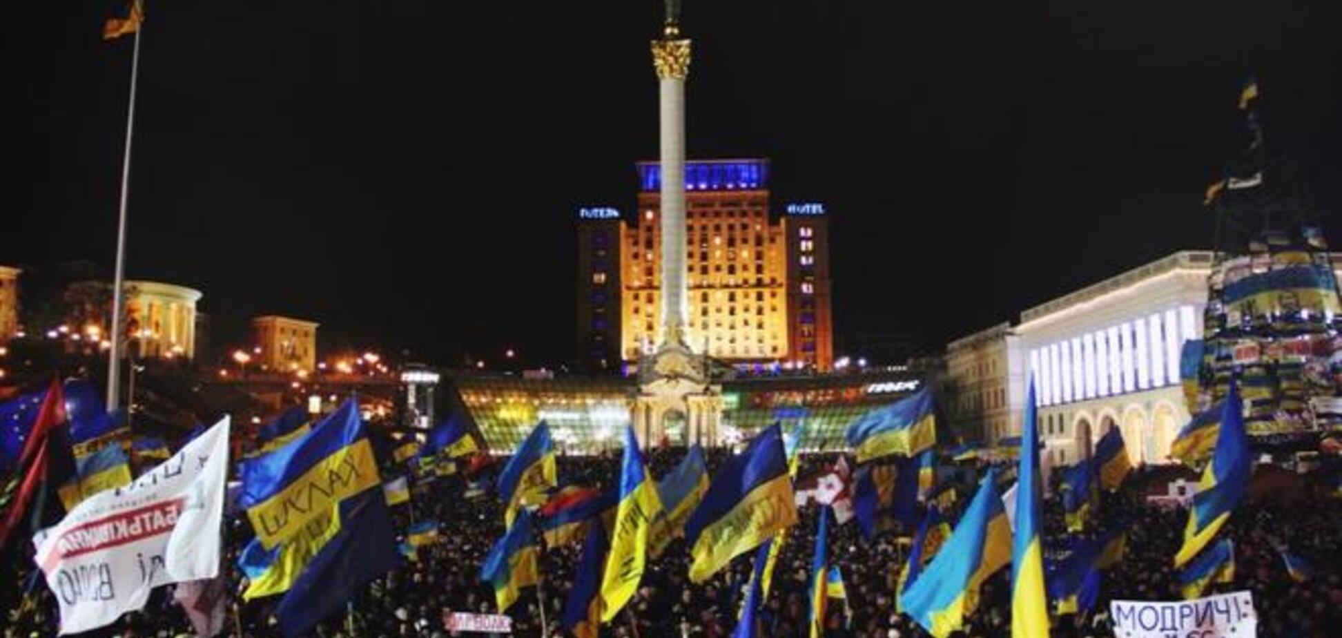 Украина: между произволом и свободой