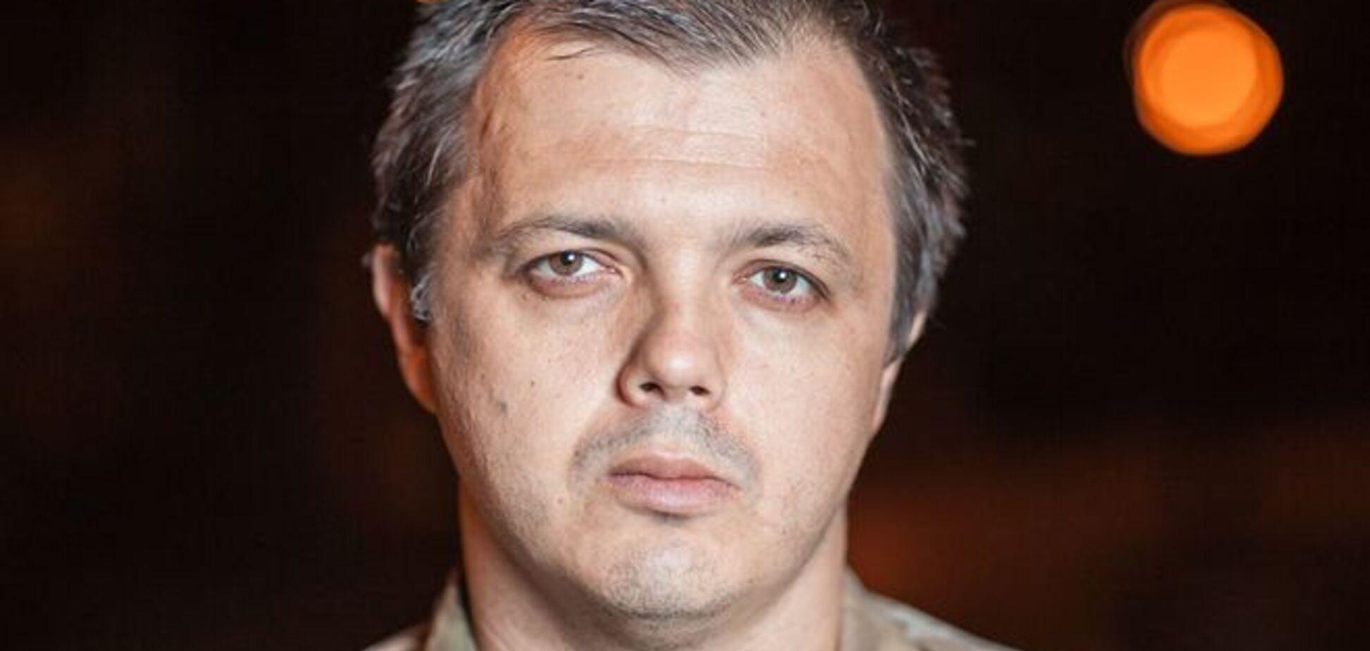 'Легендарный комбат Семен Семенченко  - это бренд МВД'. Не лучше Януковича?