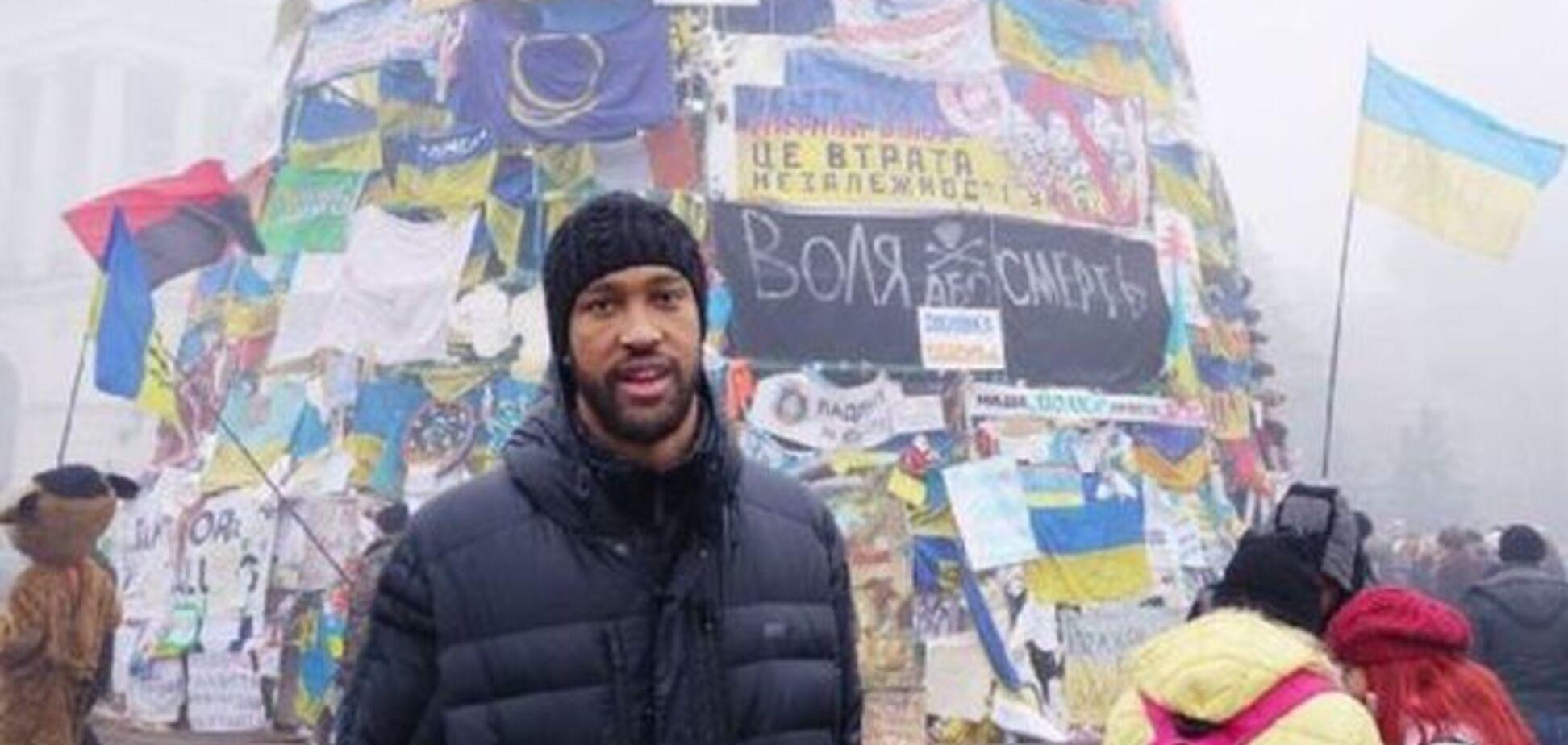 Переживал за всех людей, с которыми познакомился в Украине