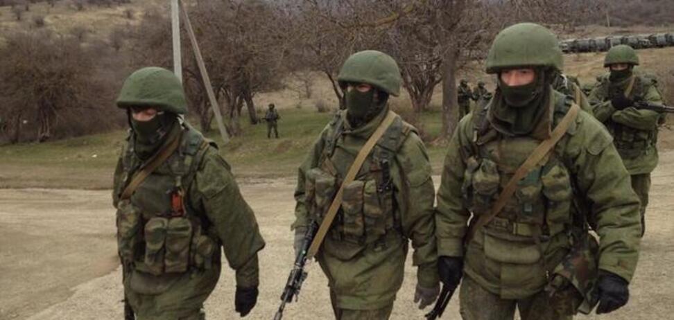 В Молдове обнаружили 'зеленых человечков'
