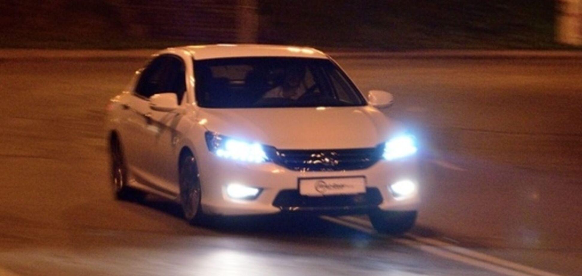 Тест-драйв Хонда Accord: полная перезагрузка