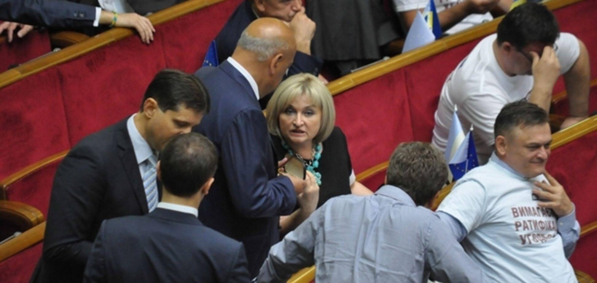 Депутатский отдых: Доний и Луценко были в АТО, а Шуфрич вообще не отдыхал