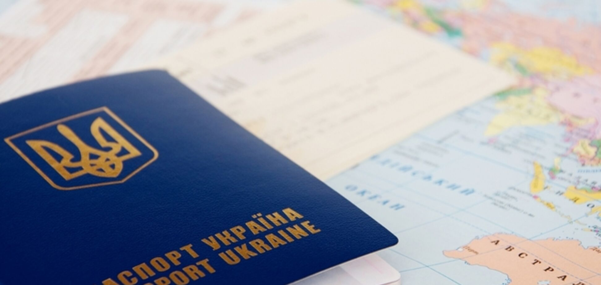 В Украине с 1 января начинают выдавать биометрические паспорта