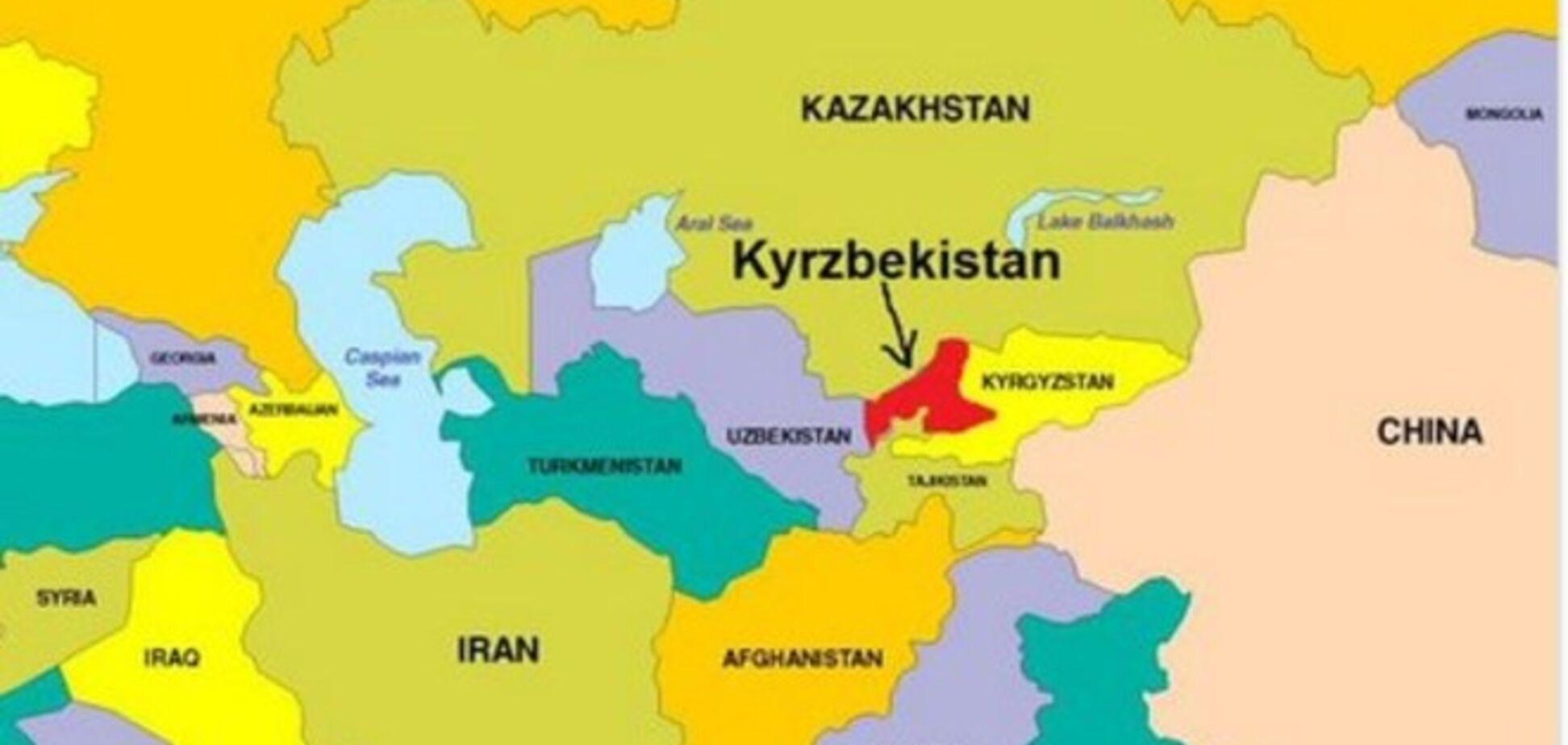 Financial Times побоюється, що Кремль захоче захистити російськомовних громадян вітруальной країни Кирзбекістан