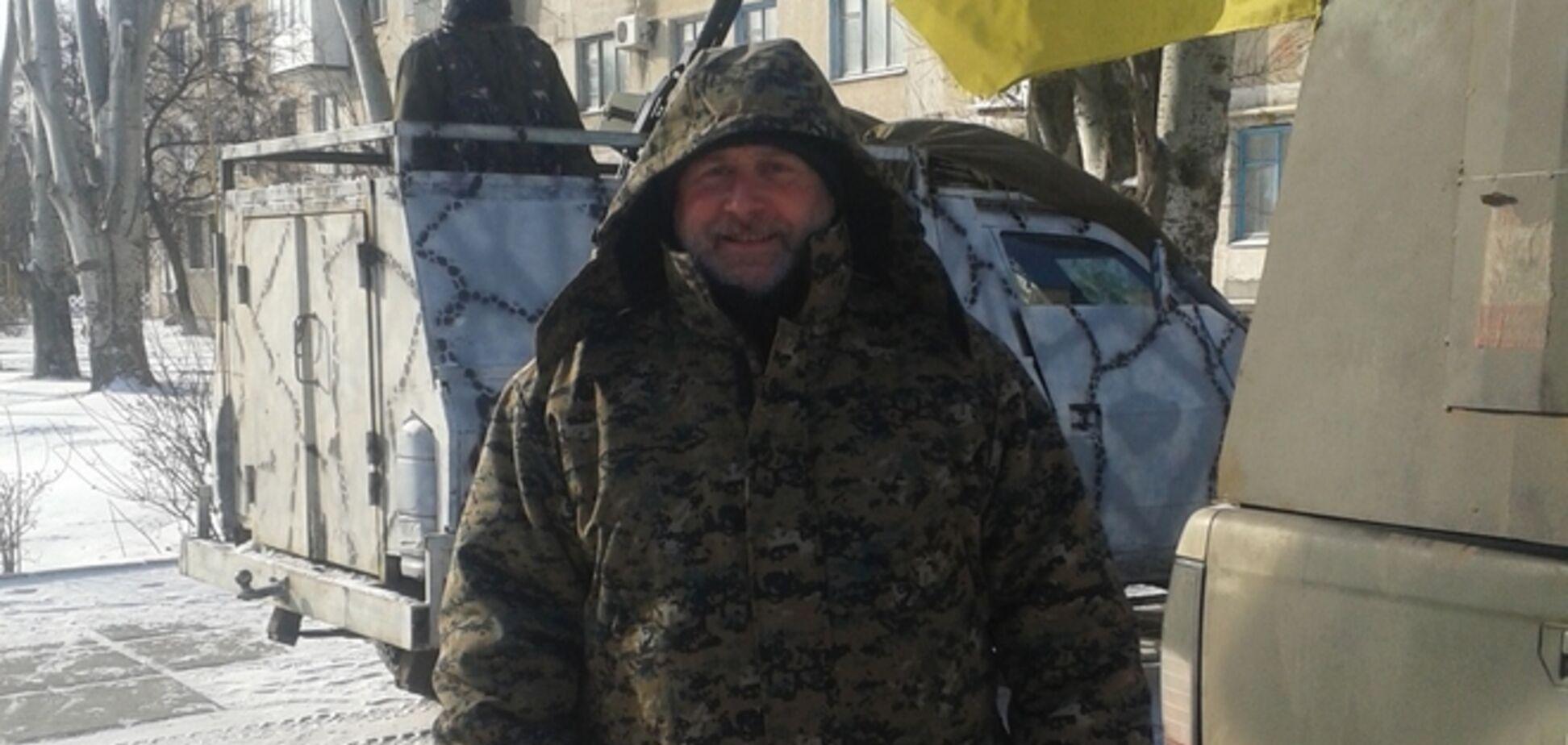Комбат 'Київської Русі': Путін хоче, щоб на Донбасі 'подохли' російські наркомани і садисти