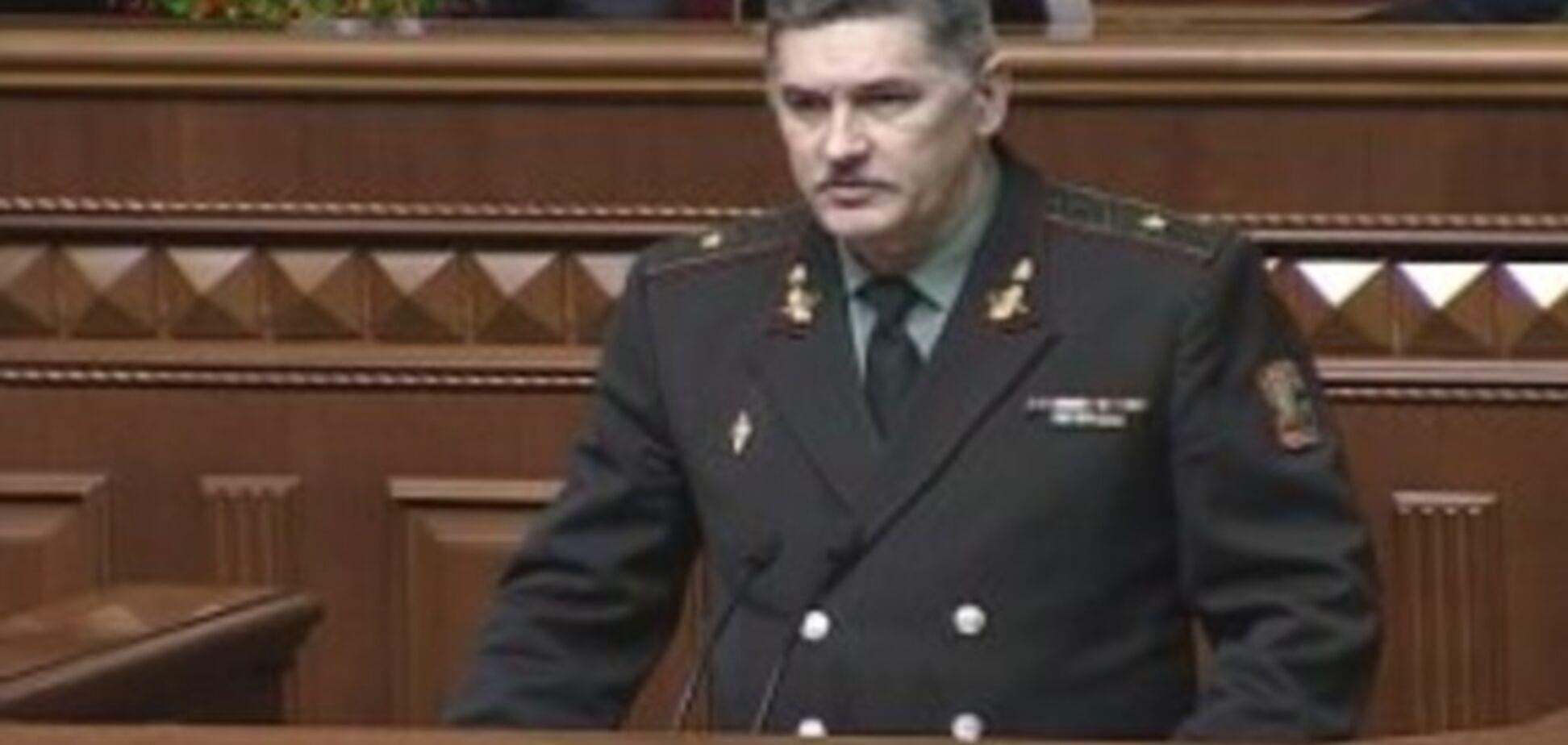 Генерал подтвердил, что боевики расстреляли рейсовый автобус на одном из семи пунктов пропуска из зоны АТО