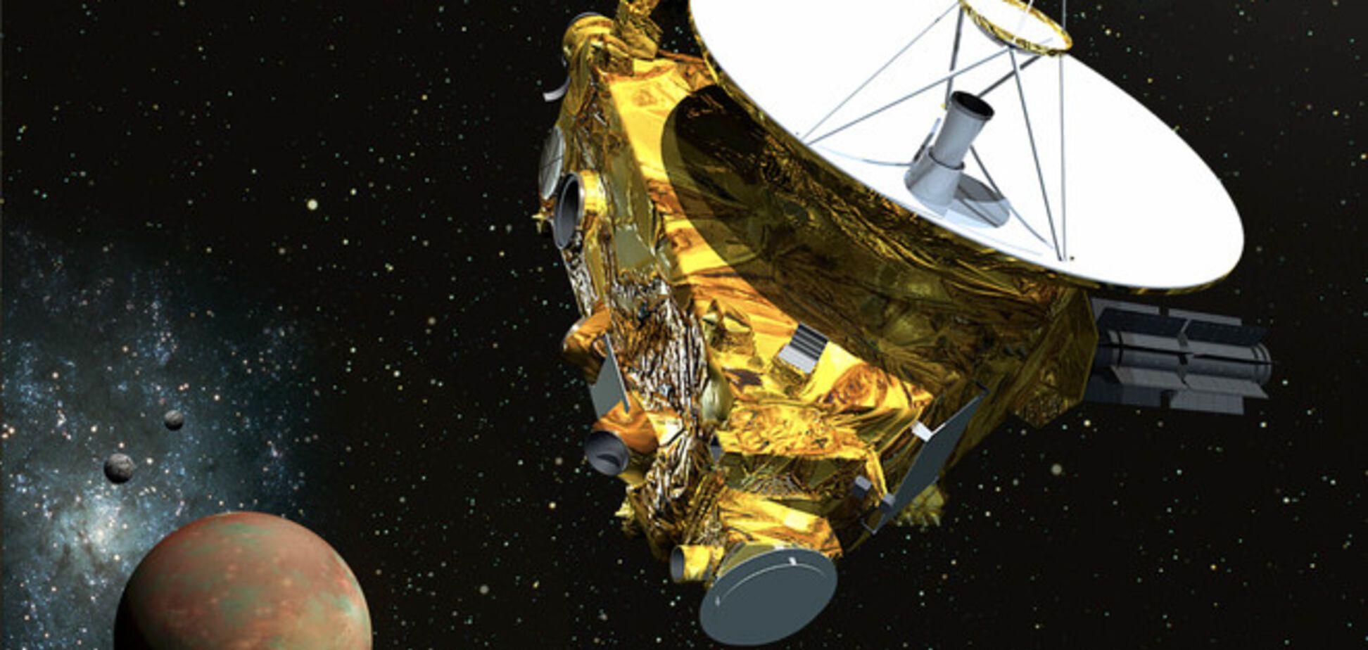 NASA приступила к детальному изучению Плутона