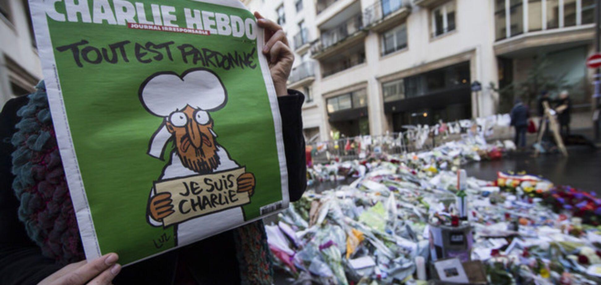 Торговцам угрожают за продажу Charlie Hebdo с новыми карикатурами на пророка Мухаммеда
