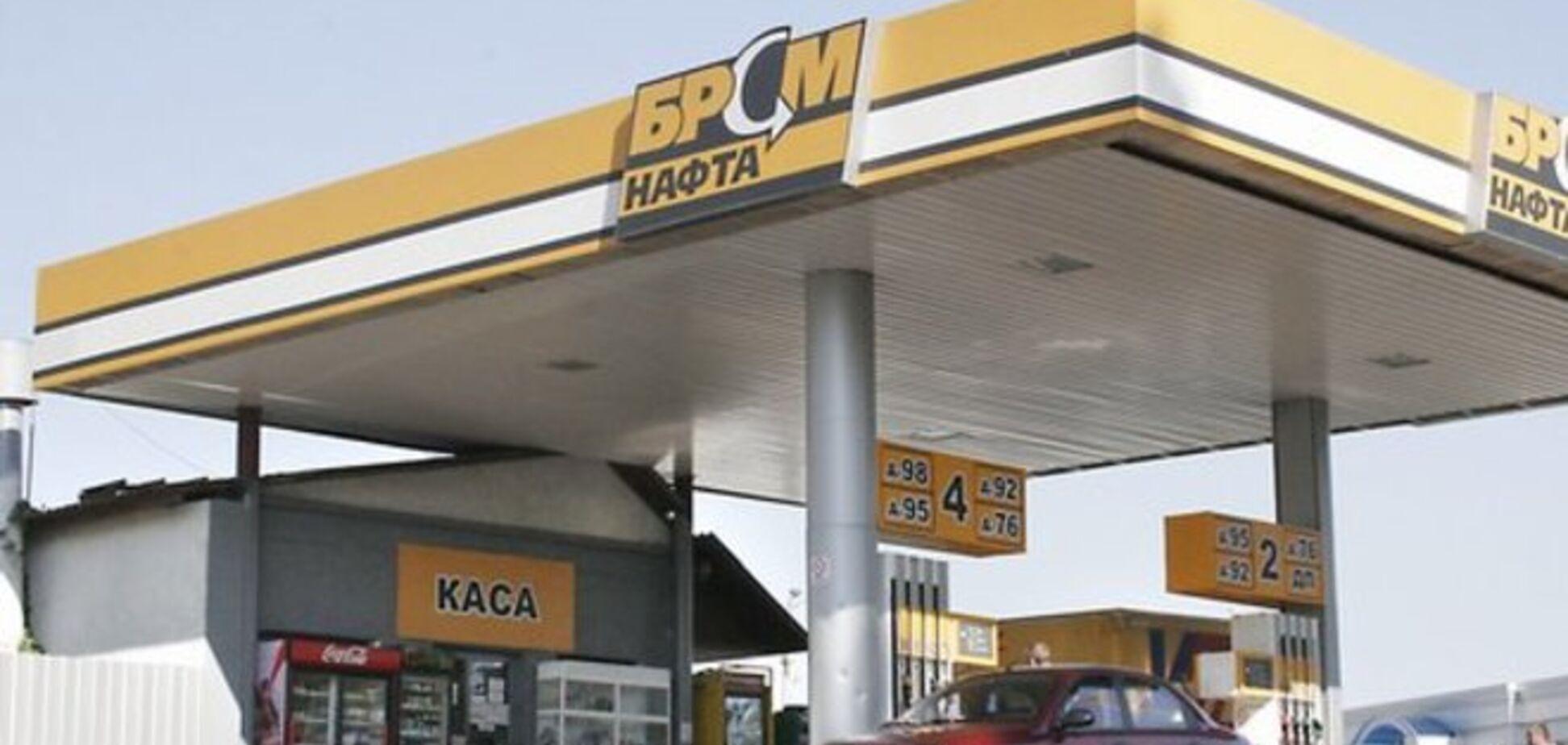 Под Киевом хотели взорвать заправку 'БРСМ-Нафта'