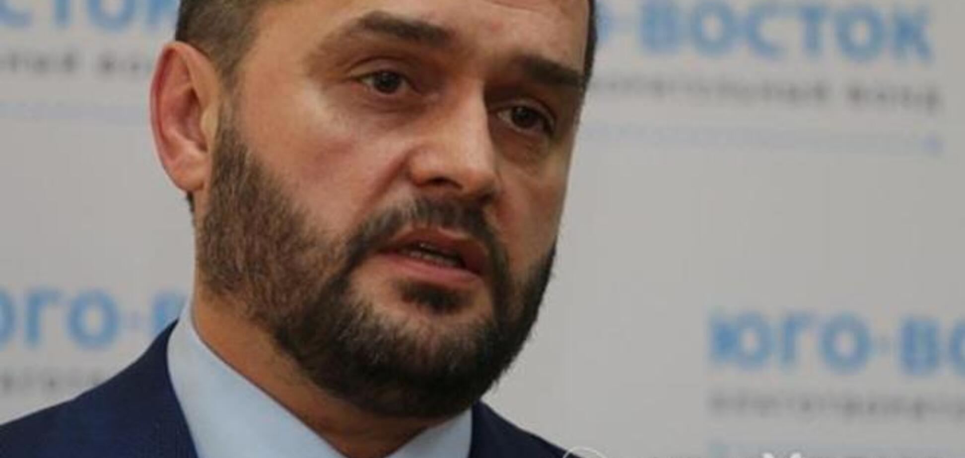 В Севастополе экс-глава МВД Захарченко признался в получении российского гражданства