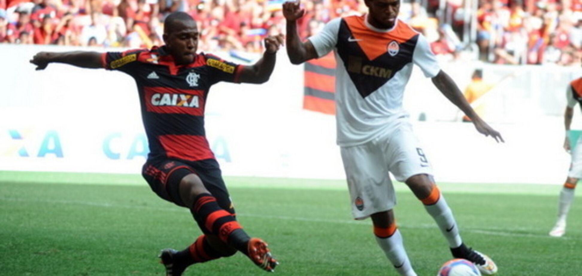 'Шахтер' сыграл по нулям с бразильскими 'стервятниками'