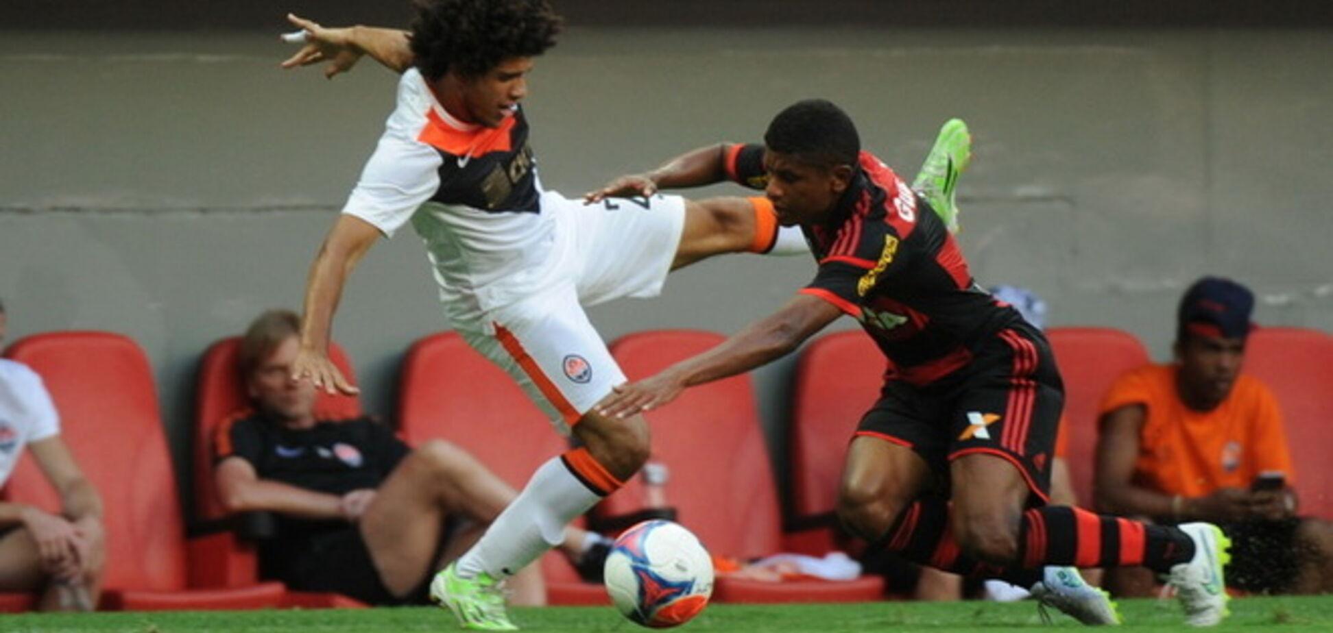 Шахтер - Фламенго - 0-0: видео-обзор матча
