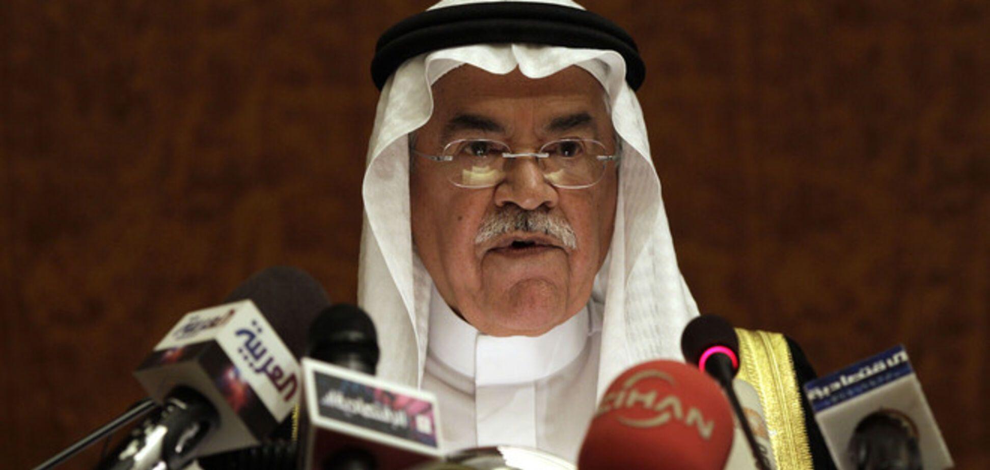 Россия не заслуживает доли на рынке нефти - министр энергетики Саудовской Аравии