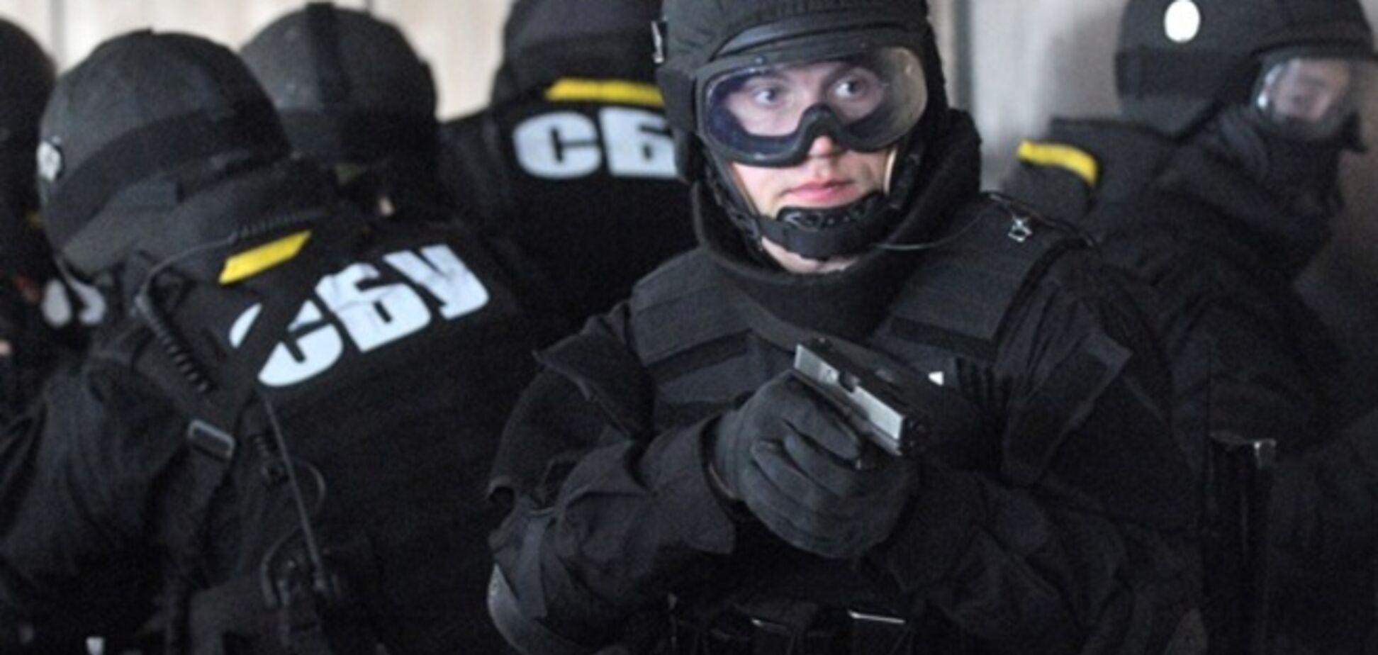 В Украине объявлен усиленный режим по борьбе с терроризмом