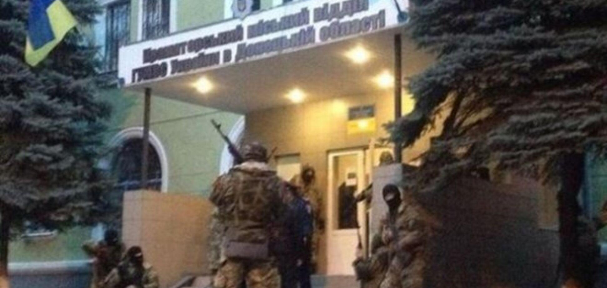 Побывавший в плену у Стрелкова начальник милиции Краматорска отстранен от должности