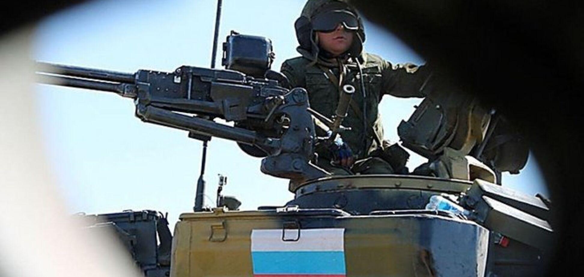 Экстренное сообщение СНБО: регулярные войска России атакуют на севере зоны АТО