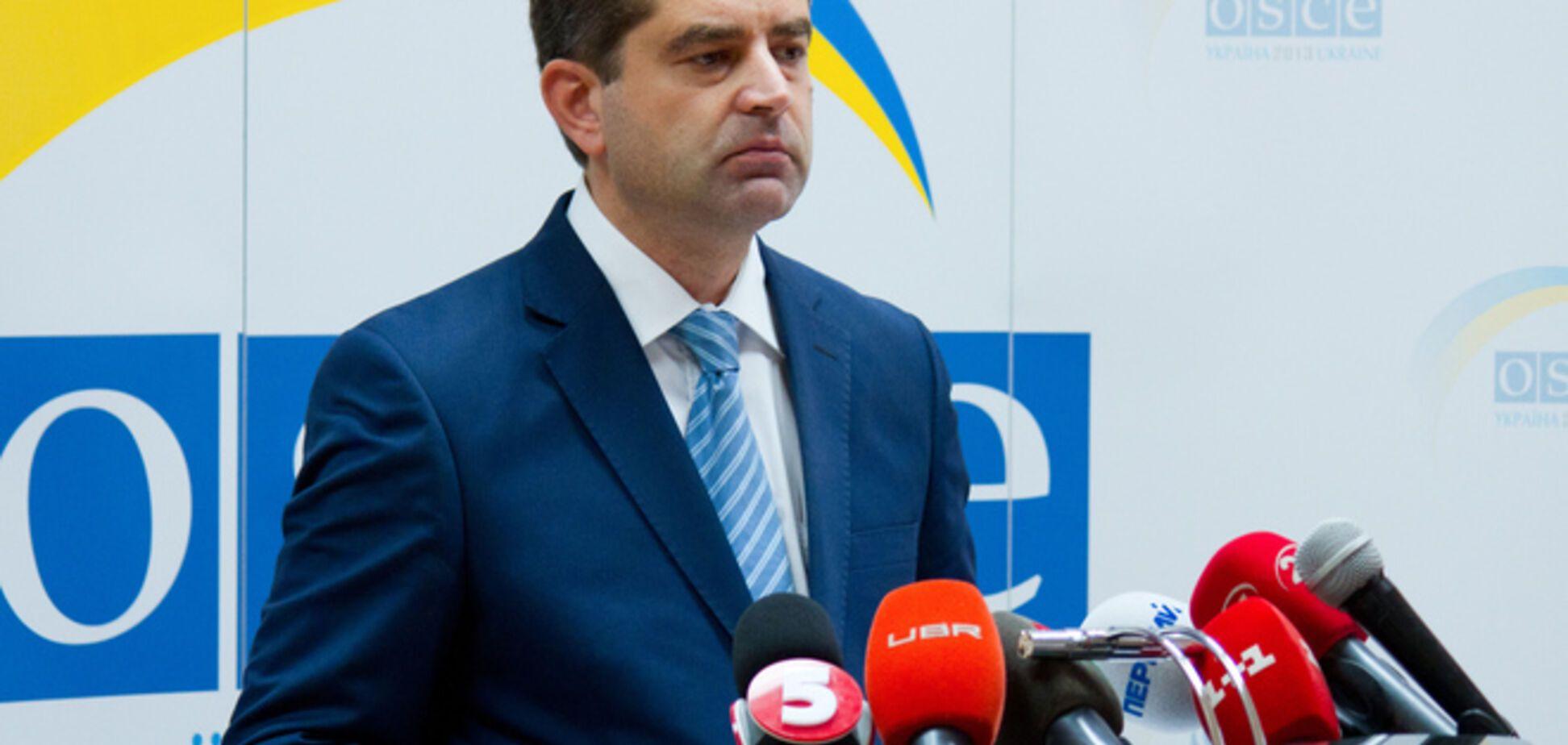 Боевики с помощью России захватили 500 кв км украинской территории – МИД Украины