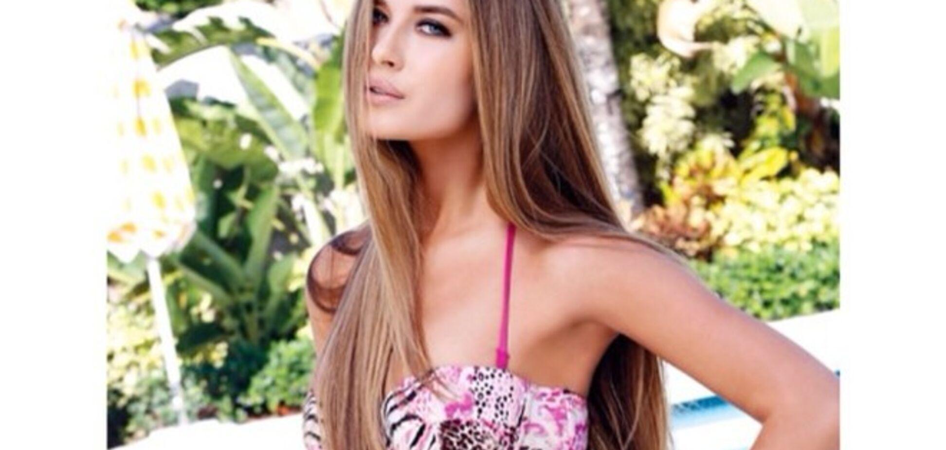 'Мисс Украина Вселенная' приняла участие в фотосессии в вечернем платье