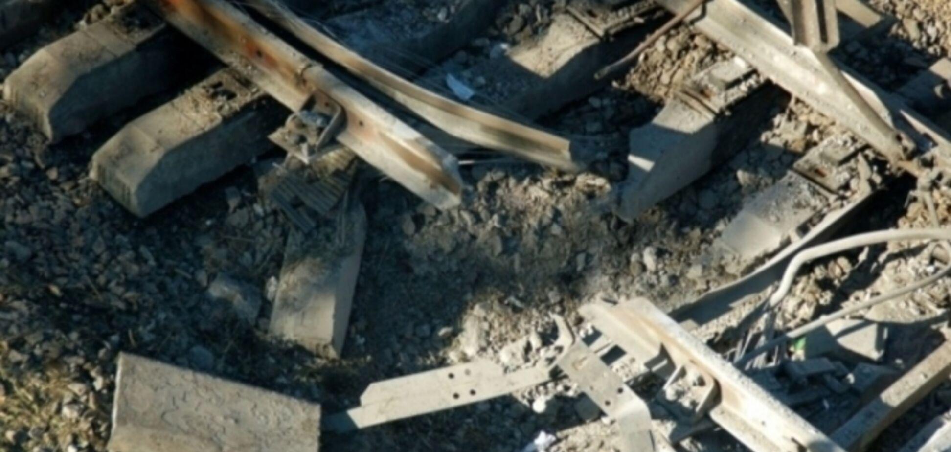Мариуполь отрезан от Украины? В город не идет ни один поезд