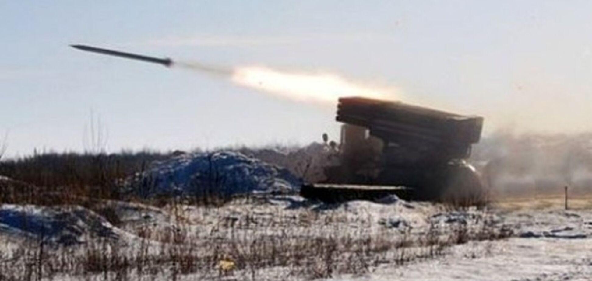 Донецкие партизаны помогли уничтожить гаубицы и 'Грады' террористов