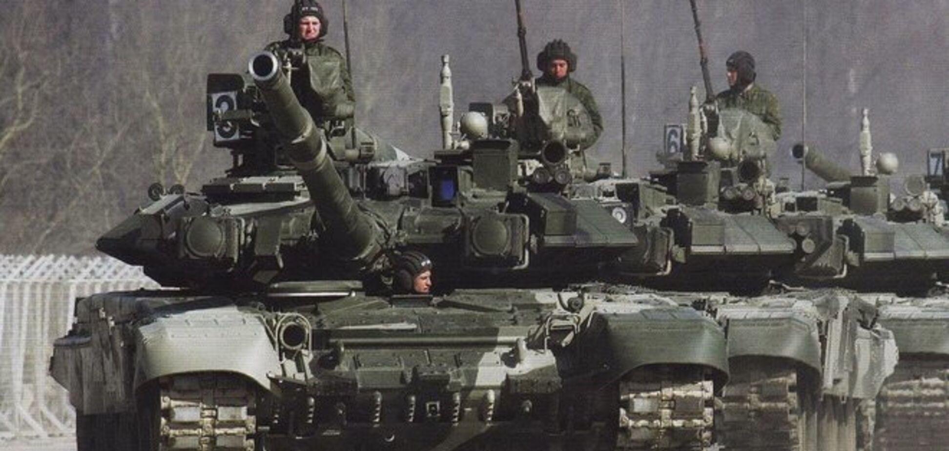Россия перебрасывает в Украину новые войска - волонтер