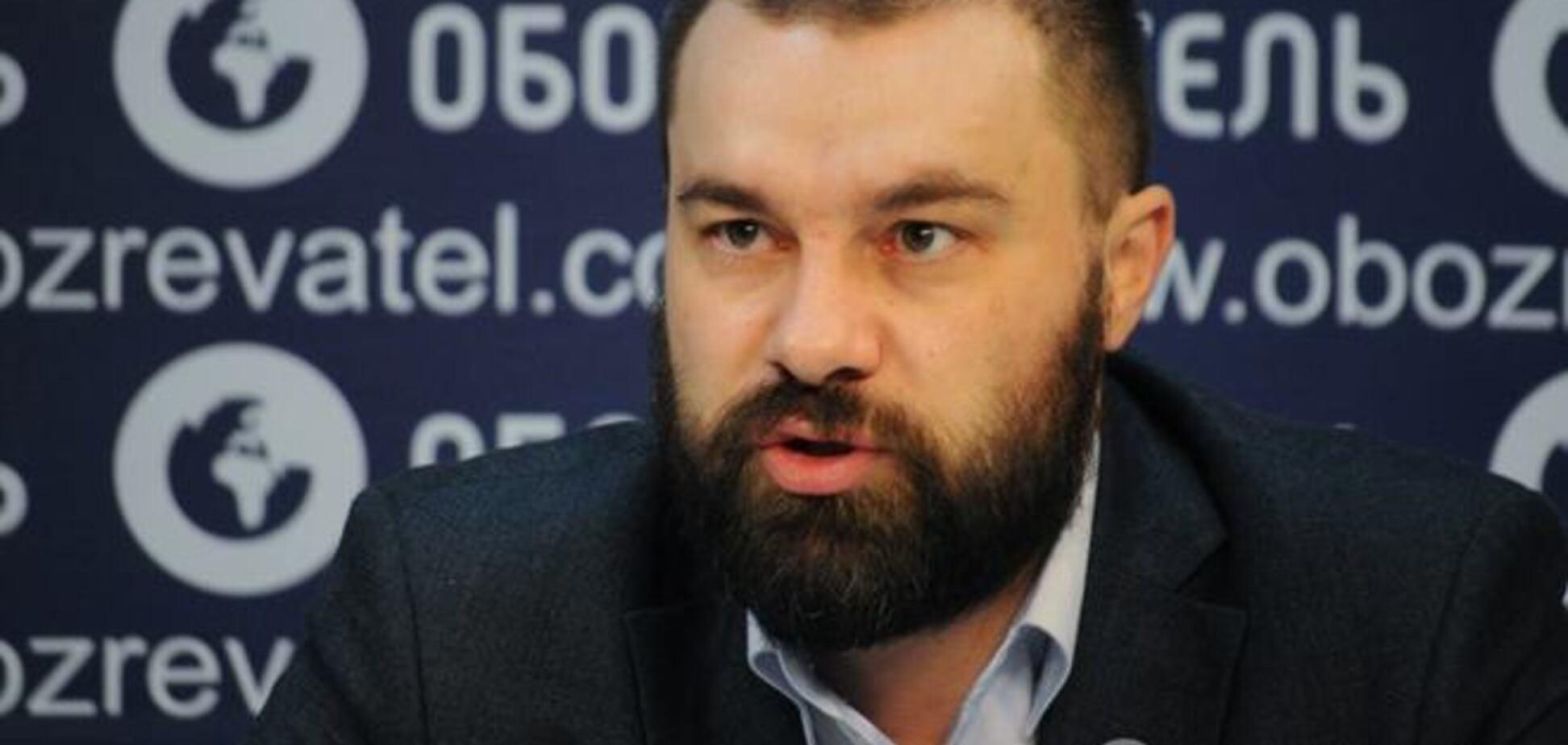 Похищенный боец 'Донбасса' призвал не отождествлять Семенченко с патриотами и не подавать ему руки