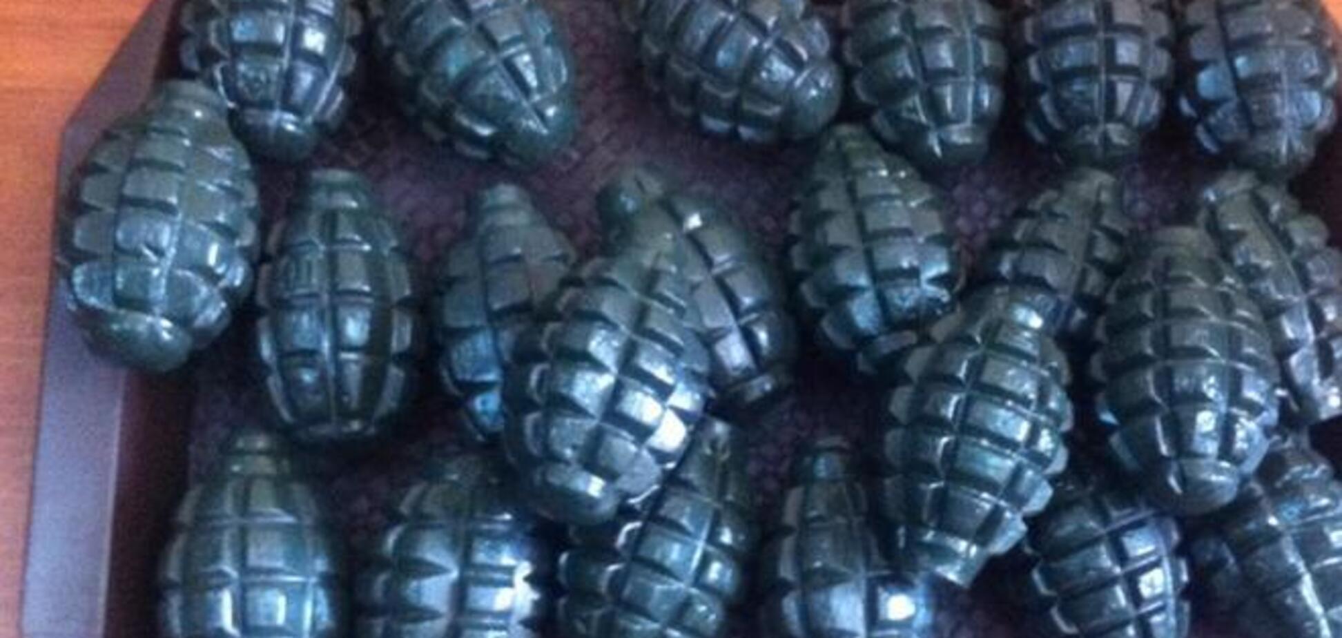 Задержан 'казак', который делал и продавал взрывчатку террористам Харькова
