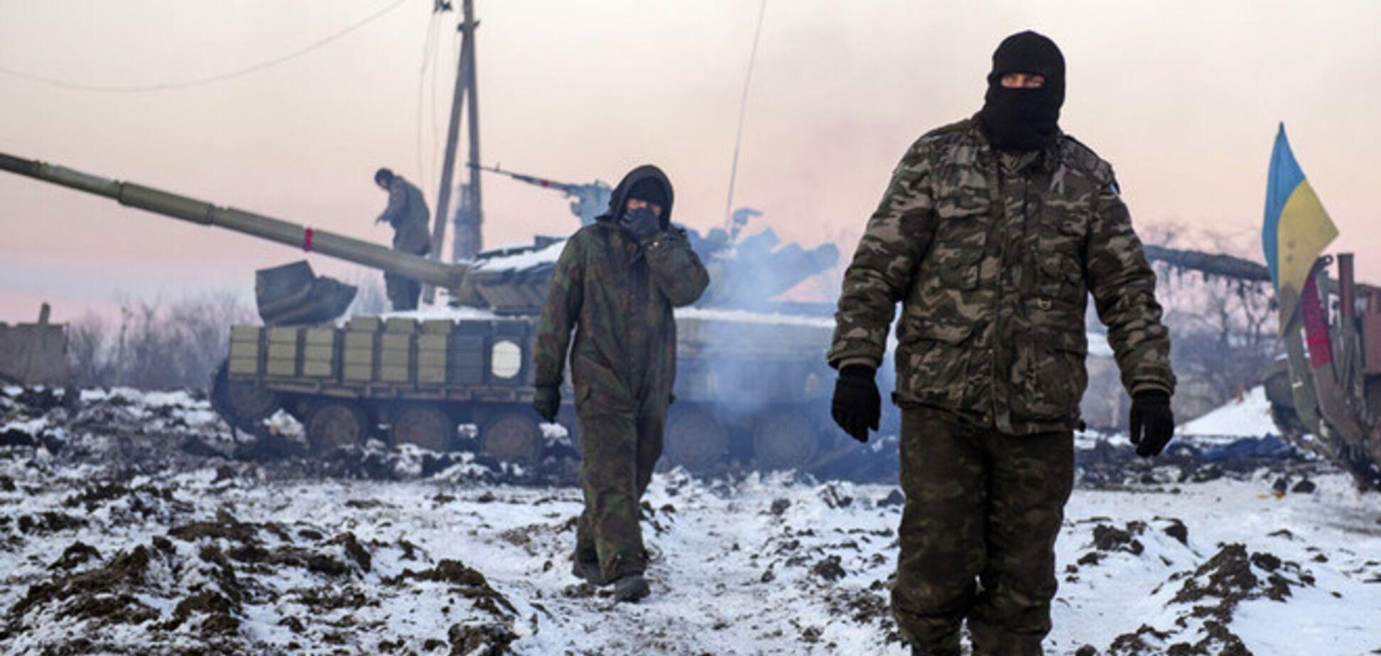Боевики хотят завладеть линией вдоль 'Бахмутского шляха': идут на штурм позиции сил АТО на Луганщине - ОК 'Север'