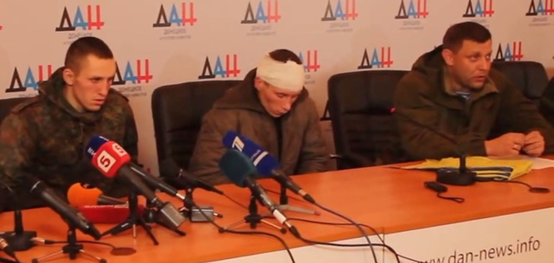 Главарь 'ДНР' угрожает Порошенко. Видеофакт