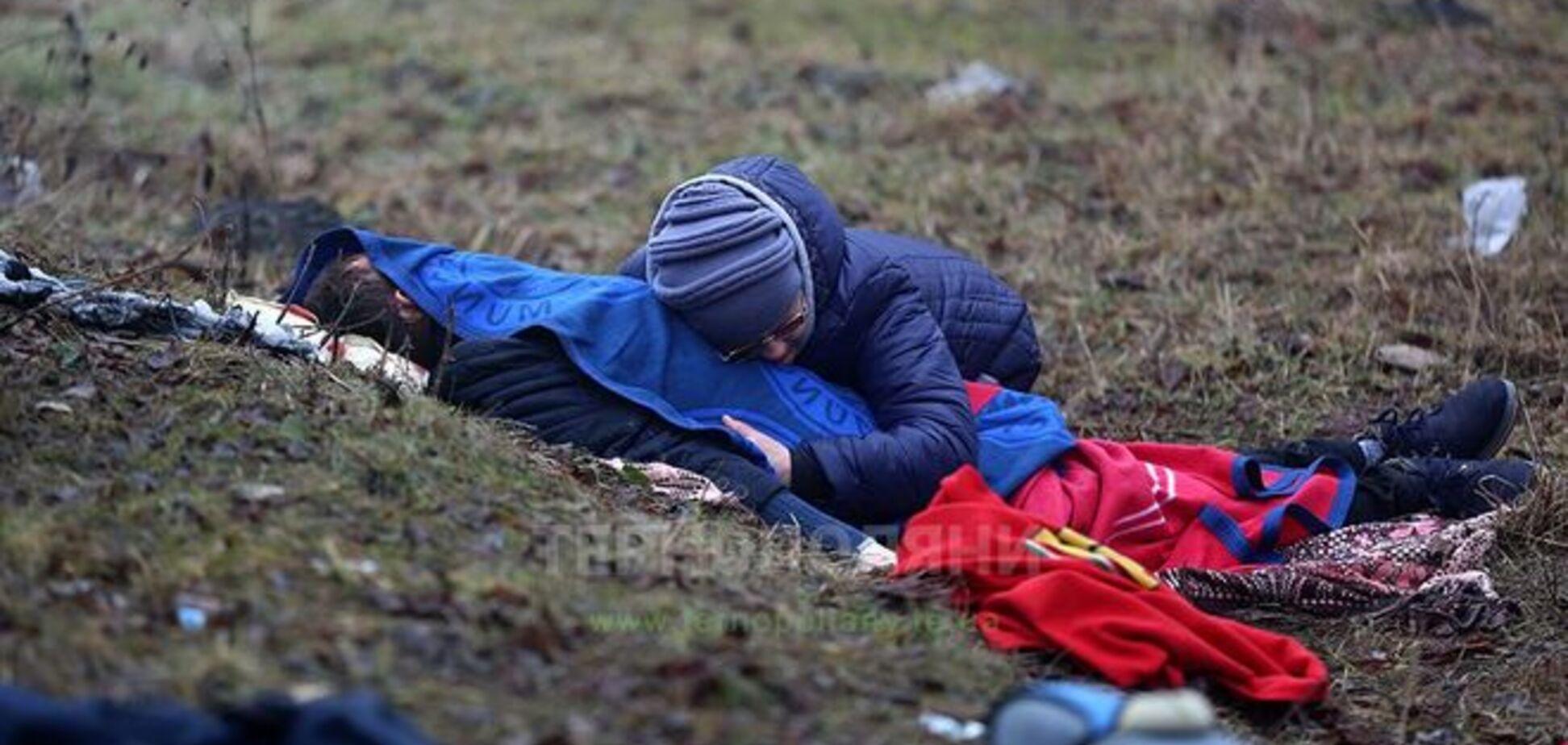 На Тернопольщине в кровавом ДТП погиб парень, ехавший встречать убитого 'киборга': опубликованы фото