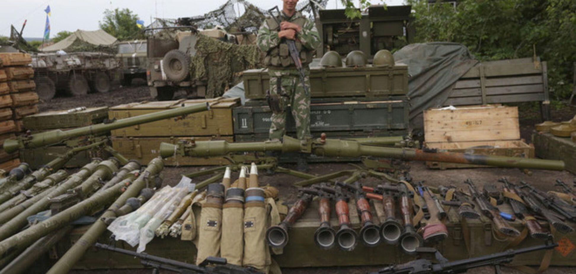 Террористы должны получать 'жесткий ответ', иначе мы можем отходить до Киева - эксперт