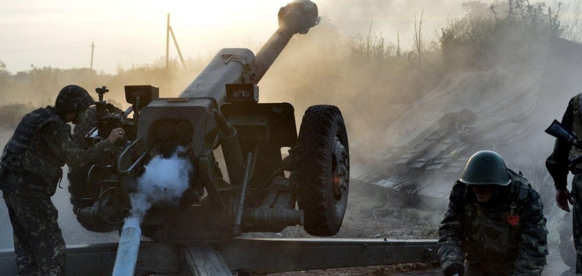 Террористы под Донецком пошли в активное наступление - Тымчук