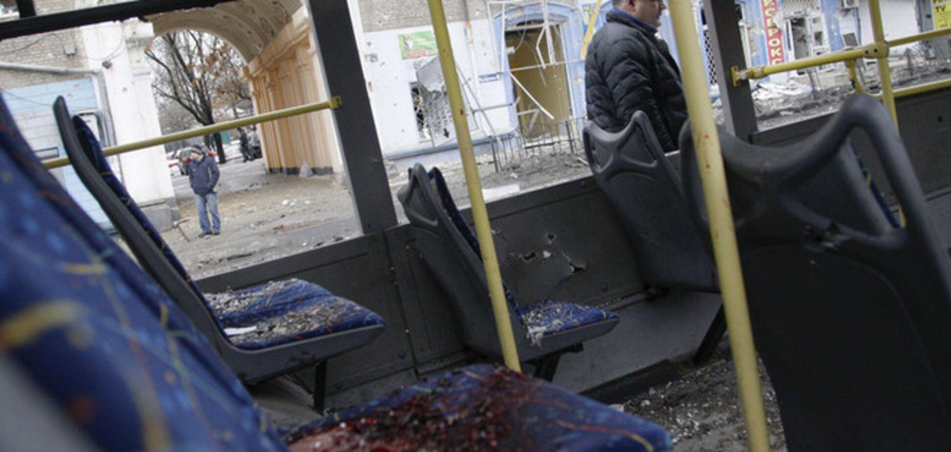 Бойцы АТО непричастны к обстрелу остановки в Донецке - омбудсмен