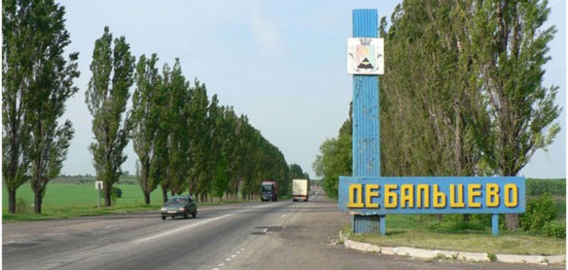 Возле Дебальцево в результате обстрела погибли два мирных жителя