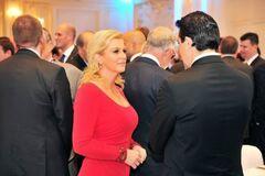 Самая сексуальная глава государства в мире: фото нового президента Хорватии