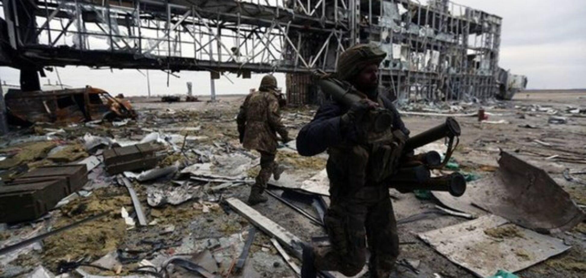'Они здесь все тропинки знают': на помощь 'киборгам' в донецком аэропорту прибыла 79-я бригада