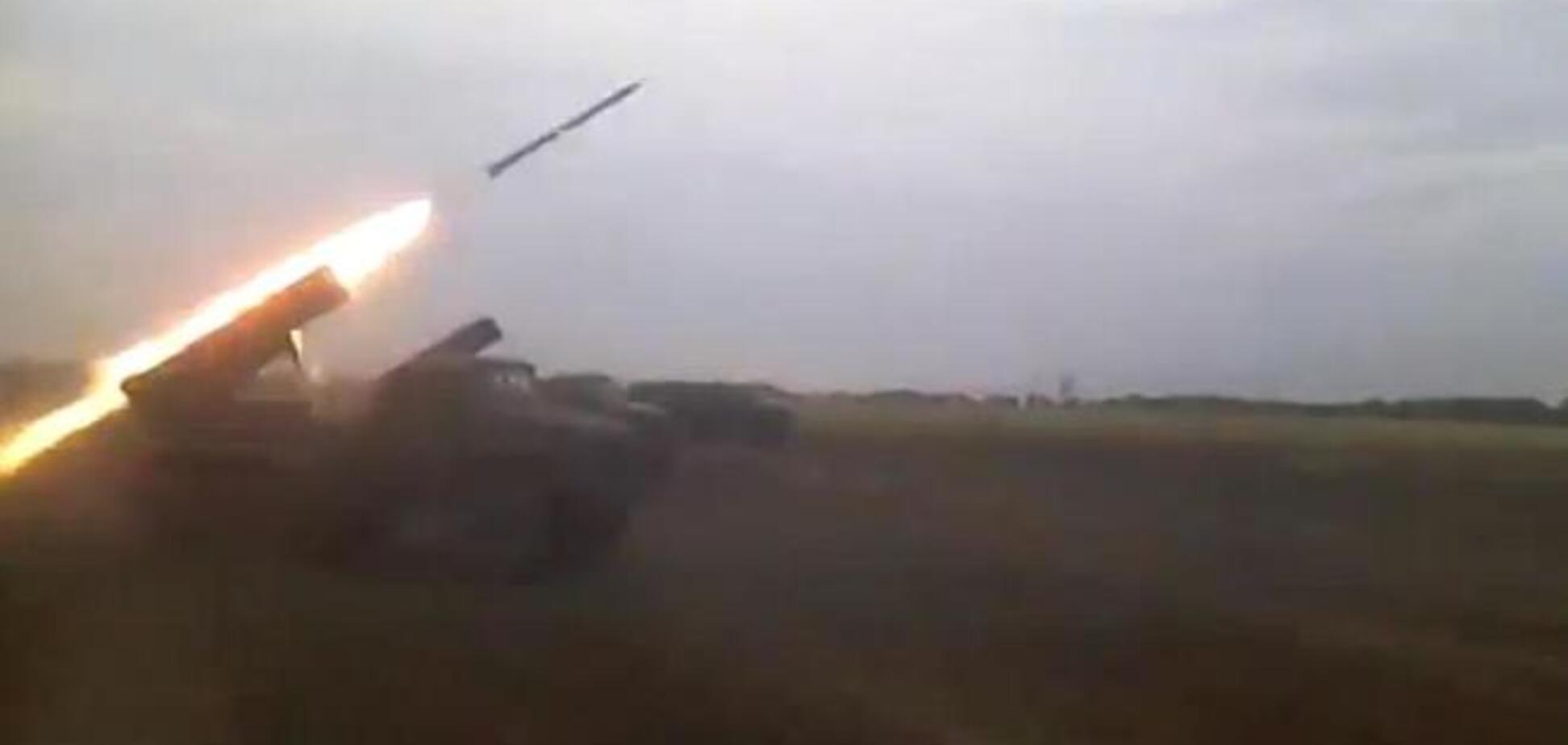 Боевики более 30 раз обстреляли блокпосты АТО возле Дебальцево - Генштаб