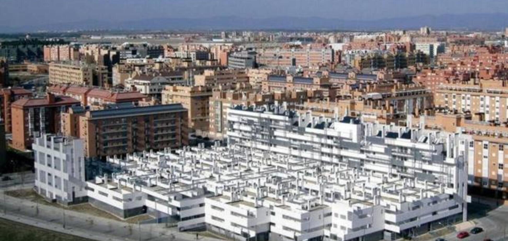 У Мадриді орендарі влаштували 'голий протест'