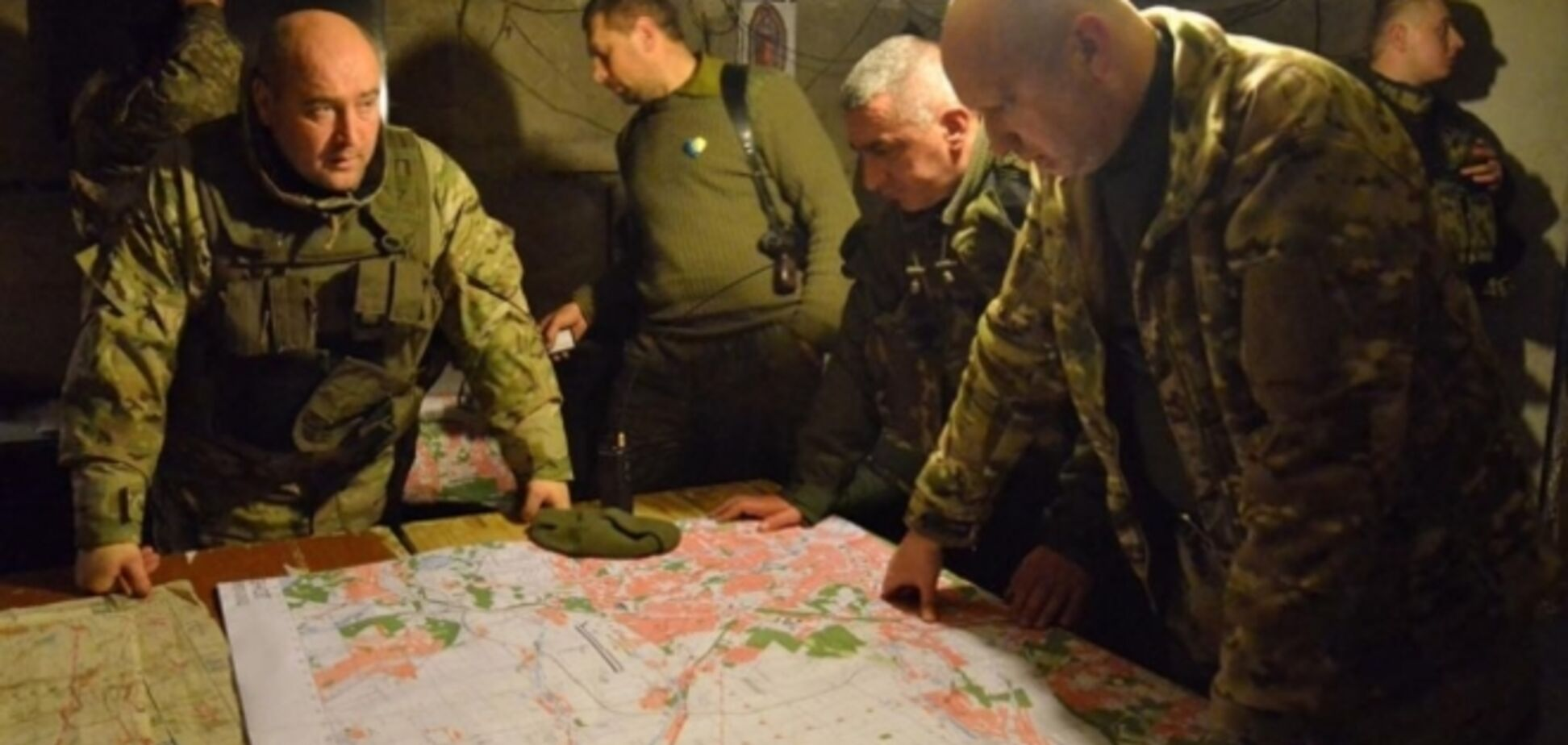 Террористы готовятся к наступлению – Турчинов