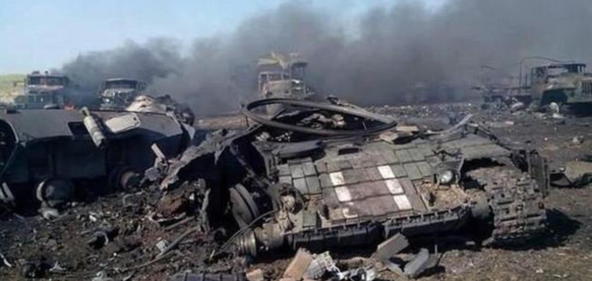В районе Бахмутской трассы боевики пытались 'проломить фронт': получили адекватный ответ