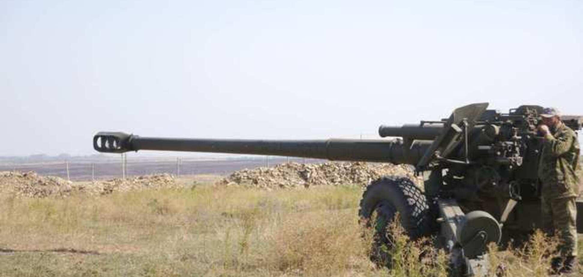 Террористы пытались прорваться в Мариуполь: артиллерия дала отпор