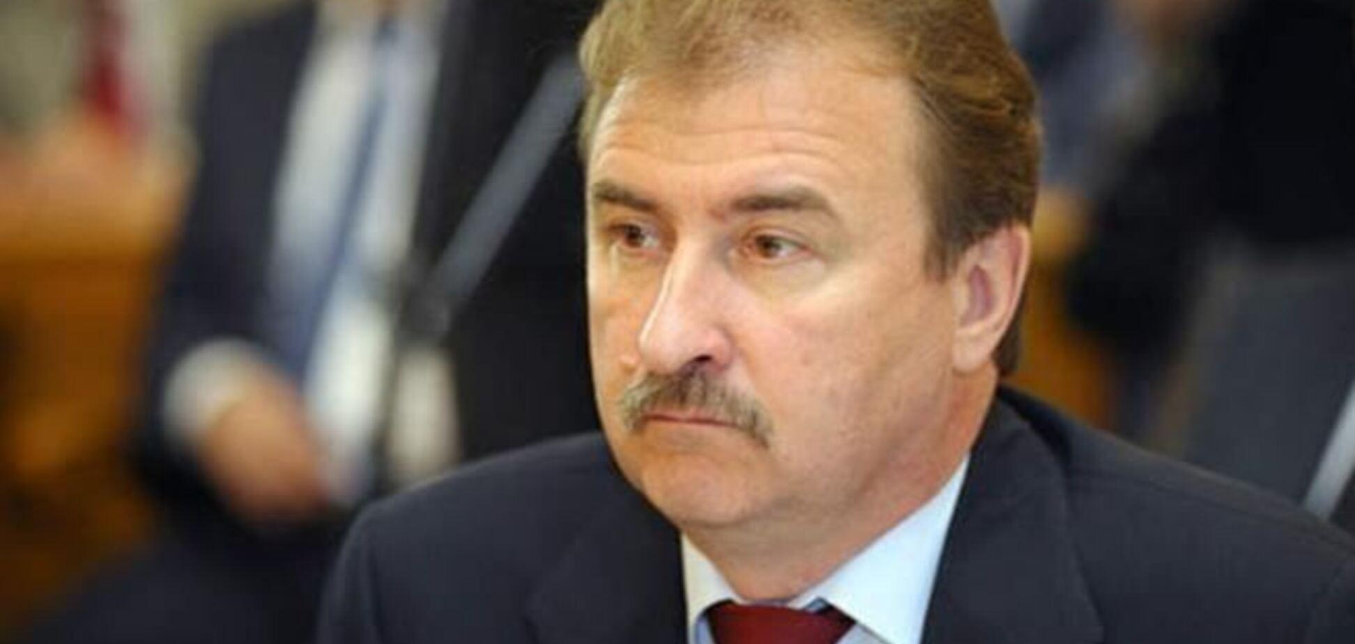 Экс-главу КГГА Попова обвиняют в пособничестве в разгоне Майдана - ГПУ