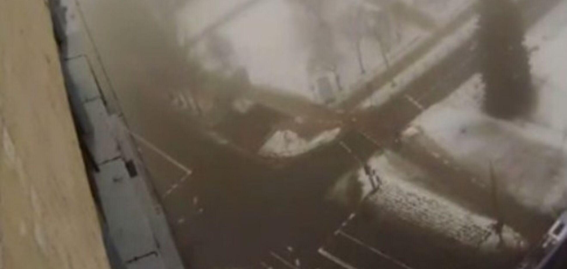 Украинские хакеры показали передвижение техники террористов в Донецке: секретное видео