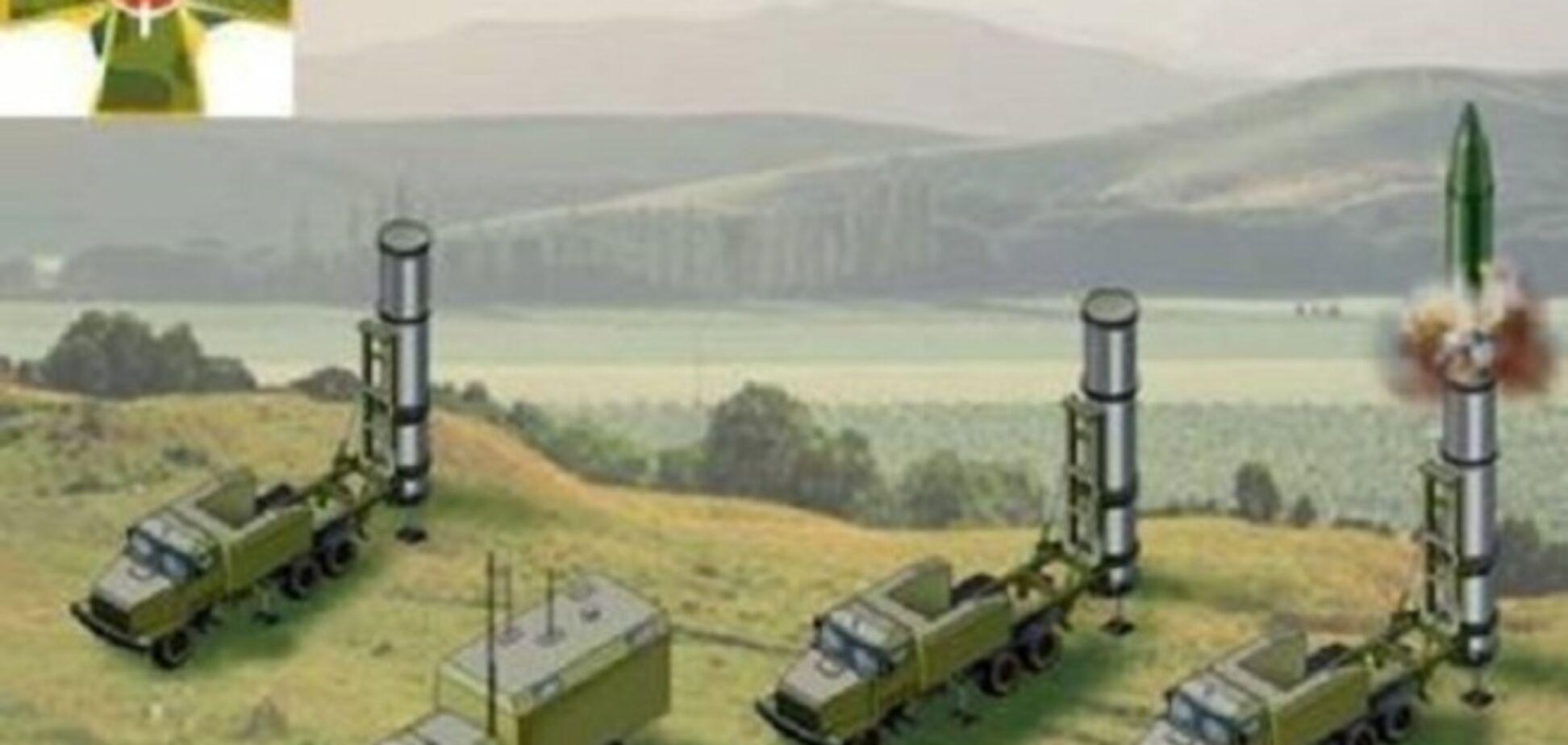 Украинская армия может получить на вооружение новый ракетный комплекс 'Сапсан'