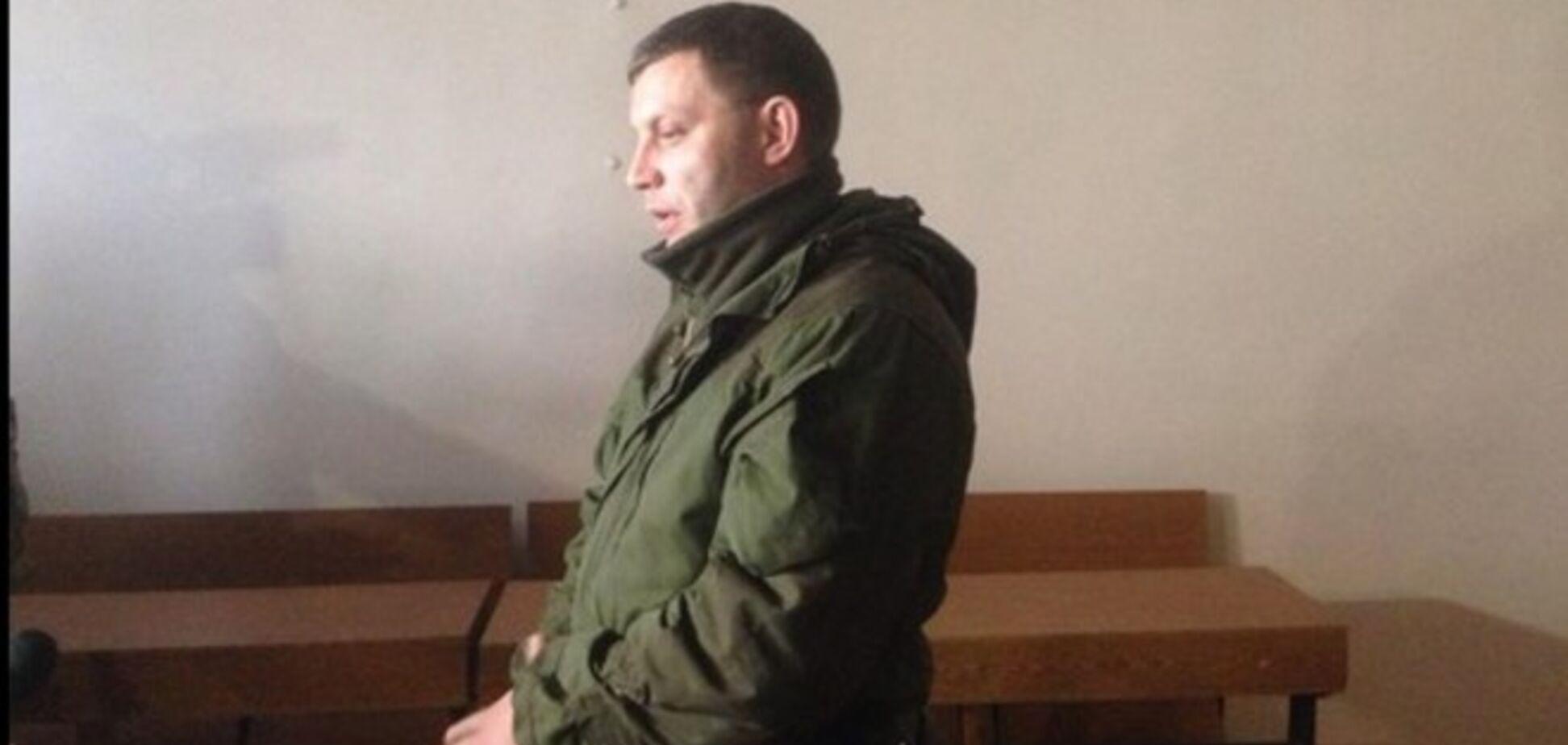 Захарченко заявил о намерении взять Славянск и Мариуполь, а потом дойти до границ Донецкой области