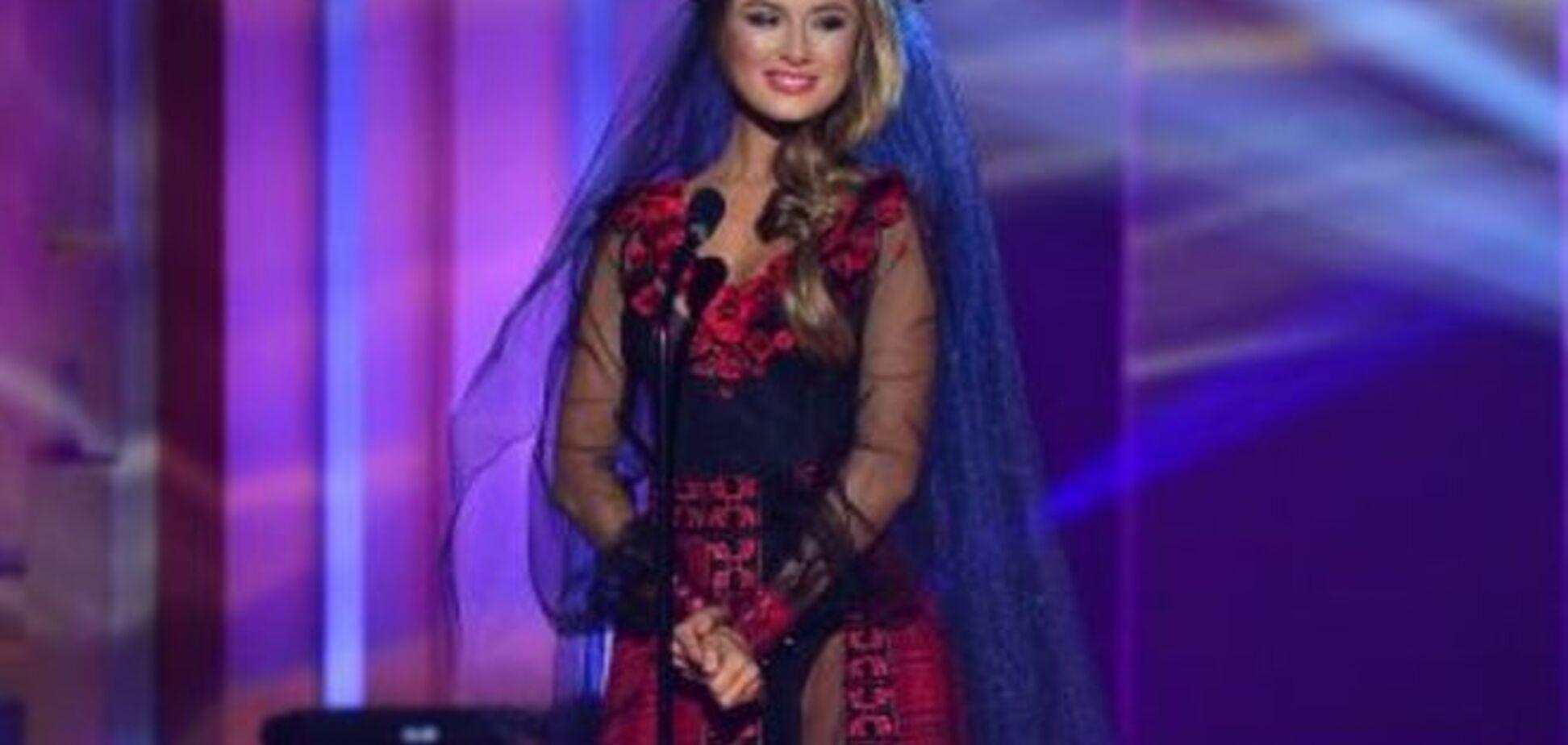 Парад национальных костюмов 'Мисс Вселенная 2015': украинская 'Невеста войны' не прошла в финал