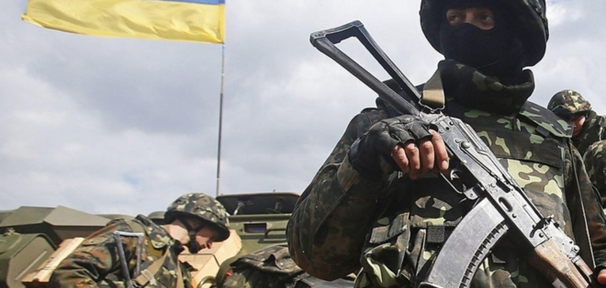 Российские военные и террористы оставили 31-й блокпост