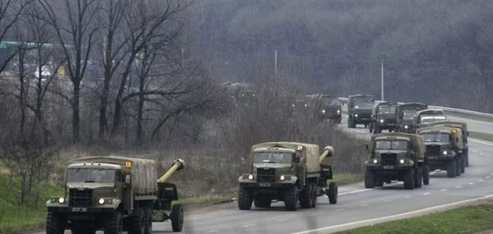 Численность российских военных в зоне АТО достигла самого высокого уровня с начала войны - СНБО