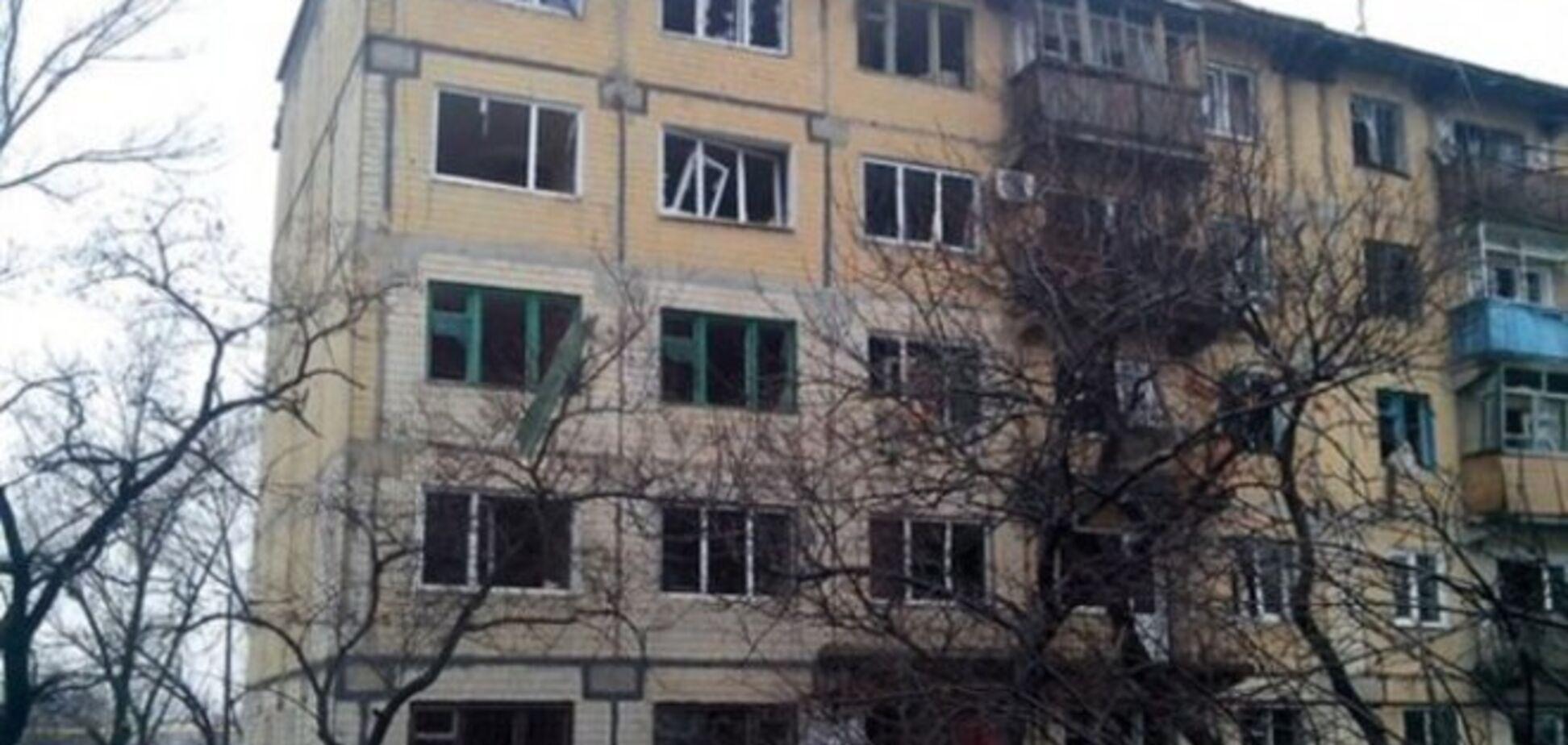 В Горловке из-за обстрелов за сутки погибли 5 человек, ранены - 10