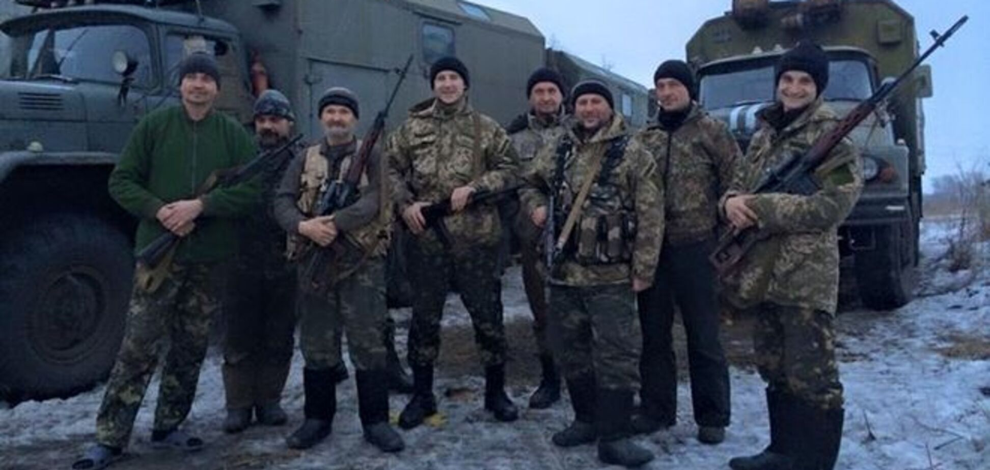 '95 квартал' взялся за оборону Станицы Луганской